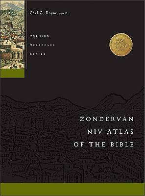 Zondervan New International Version Atlas of the Bible