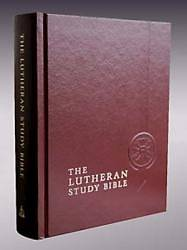 The Lutheran Study Bible English Standard Version