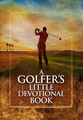 Picture of A Golfer's Little Devotional Book