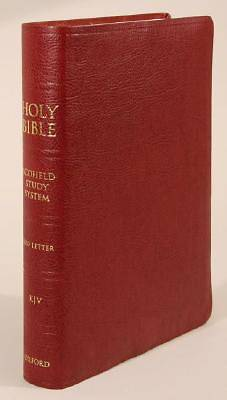 The Scofield Study Bible III King James Version