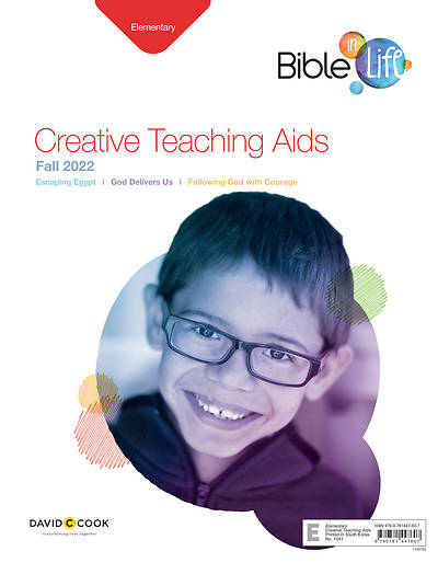 Bible-in-Life Elementary Creative Teaching Aids Fall