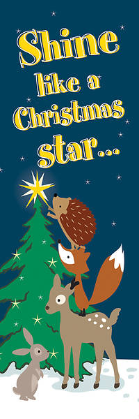 Picture of Shine Like a Christmas Star Bookmark