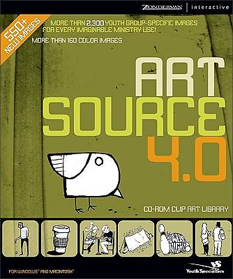ArtSource CD-ROM Version 4.0