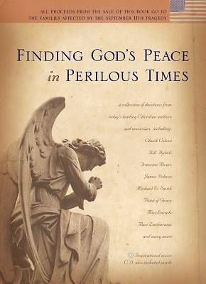 Finding Gods Peace in Perilous Times with CD (Audio)
