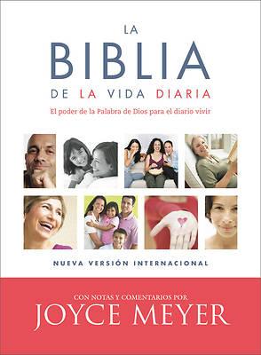 Picture of La Biblia de la Vida Diaria (Indexed)