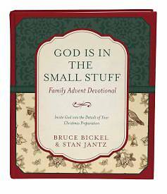God Is in the Small Stuff Family Advent Devotional
