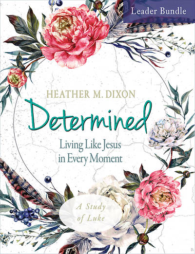 Picture of Determined - Women's Bible Study Leader Bundle