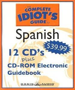 The Complete Idiots Guide to Spanish