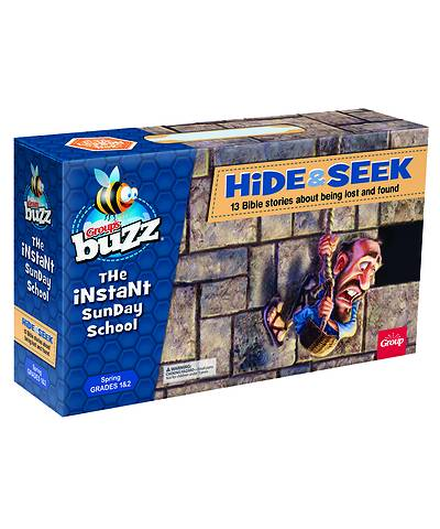 Picture of Buzz Grades 1-2 Kit Hide - Seek Spring 2020
