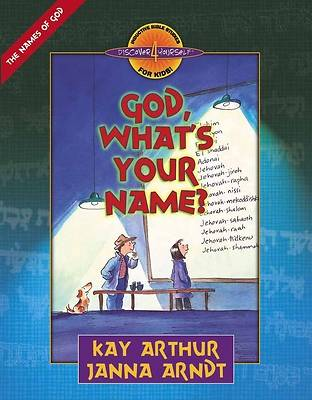 God, Whats Your Name?