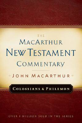 Colossians and Philemon MacArthur New Testament Commentary [ePub Ebook]