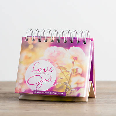 Perpetual Calendar - Love Comes From God