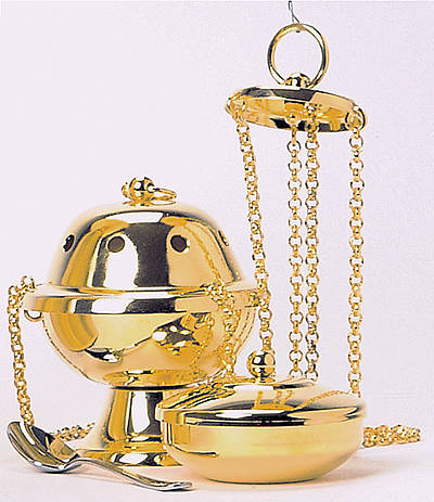 Koleys K1001 Censer And Boat