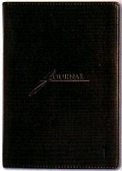 Picture of Charcoal Flexcover Journal with Cross