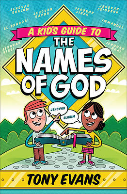 Picture of A Kid's Guide to the Names of God