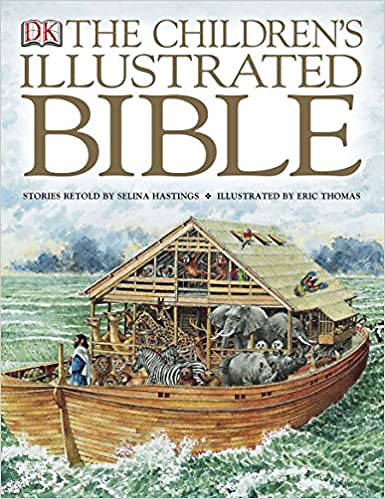 Picture of The Children's Illustrated Bible