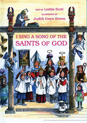 Picture of I Sing a Song of the Saints of God