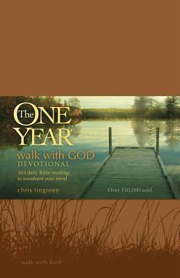 Picture of The One Year Walk with God Devotional