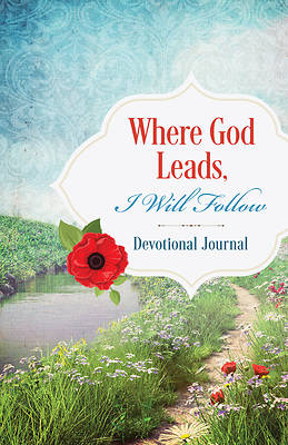Picture of Where God Leads, I Will Follow Devotional Journal