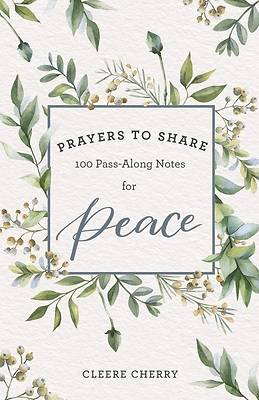 Picture of Prayers to Share for Peace