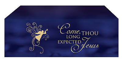 Long Expected Jesus Advent Frontal