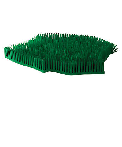 Vacation Bible School (VBS) Tissue Paper Grass Mat