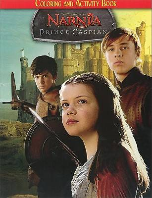 Picture of Prince Caspian: Coloring and Activity Book and Pencils