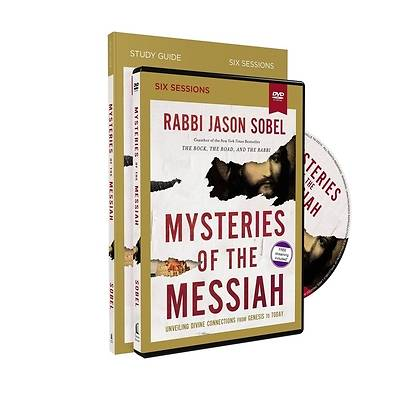 Picture of Mysteries of the Messiah Study Guide with DVD