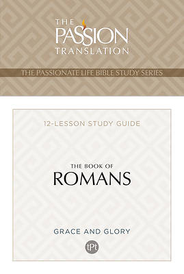 Picture of The Book of Romans 12-Week Study Guide