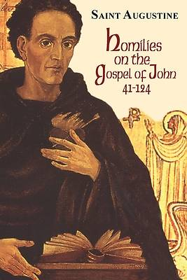 Picture of Homilies on the Gospel of John (41-124)
