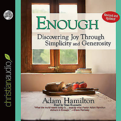 Enough Discovering Joy Through Simplicity and Generosity Audiobook