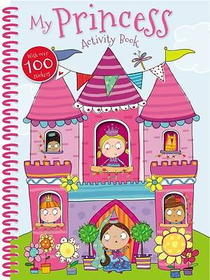 My Princess Activity Book