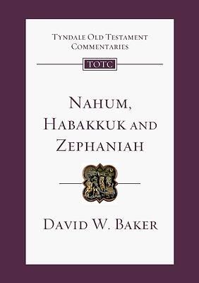 Picture of Nahum, Habakkuk, Zephaniah