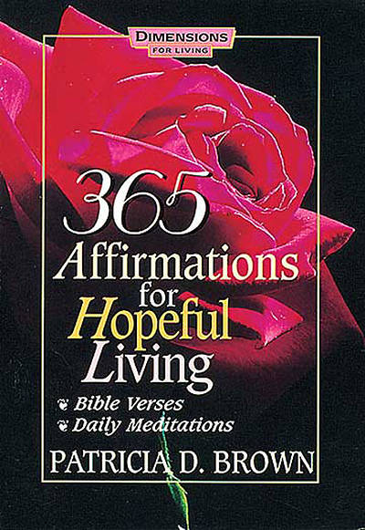 365 Affirmations for Hopeful Living [Adobe Ebook]