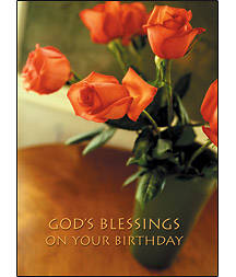 Roses Birthday Postcards