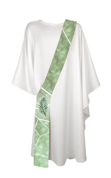 Picture of Hosanna Palm Sunday Deacon Stole