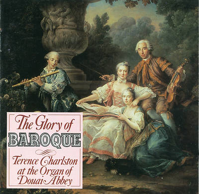 The Glory of Baroque CD