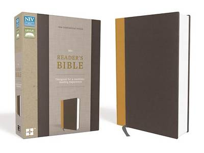 NIV Readers Bible