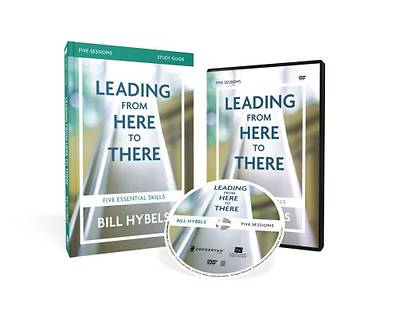 Leading from Here to There Study Guide with DVD