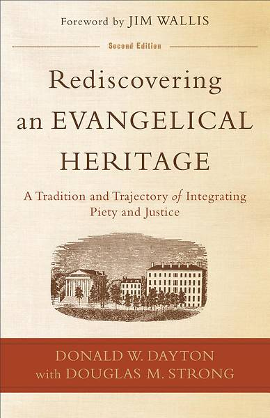 Picture of Rediscovering an Evangelical Heritage
