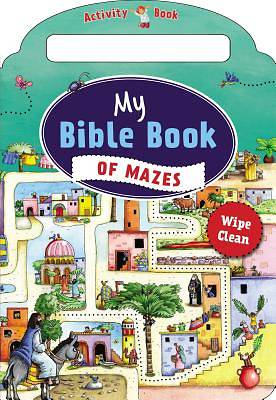 Picture of My Bible Book of Mazes
