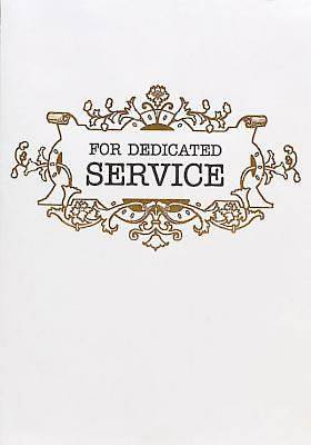 Abingdon Select Collection Service Certificate