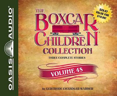The Boxcar Children Collection Volume 48 (Library Edition)