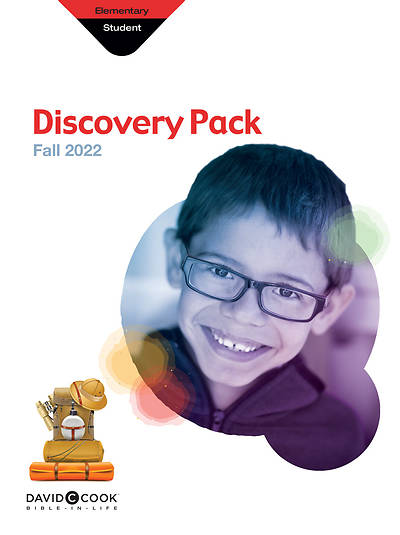 Picture of Bible in Life Elementary Discovery Pack Fall
