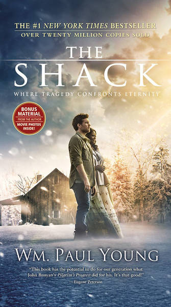 The Shack (Movie promo cover plus bonus material and movie photos)