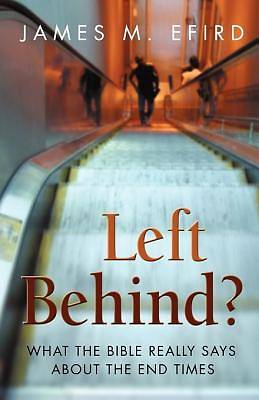 Left Behind?