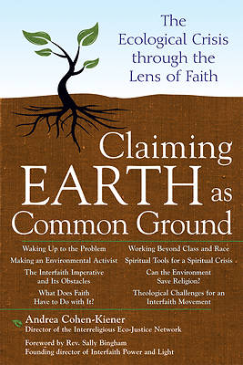 Picture of Claiming Earth as Common Ground