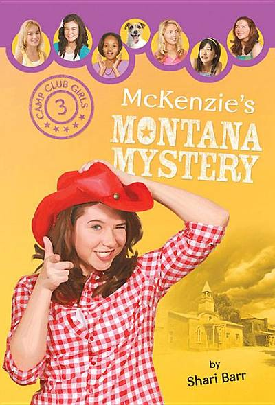 McKenzies Montana Mystery [ePub Ebook]