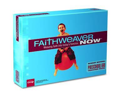 Picture of FaithWeaver NOW Preschool Teacher Pack Summer 2021