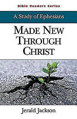 Made New Through Christ Student